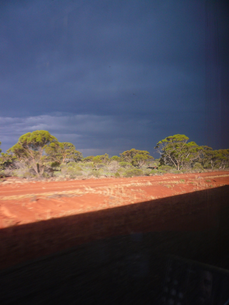Crossing Australia on the Indian Pacific