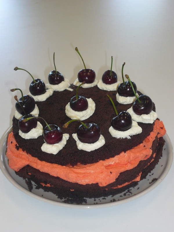 The cake is a lie cake inspired by Portal