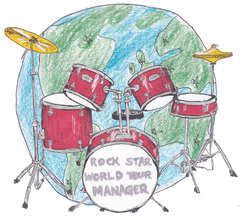 Drum Kit and the World
